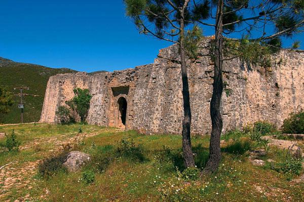 κάστρο Αλή Πασά