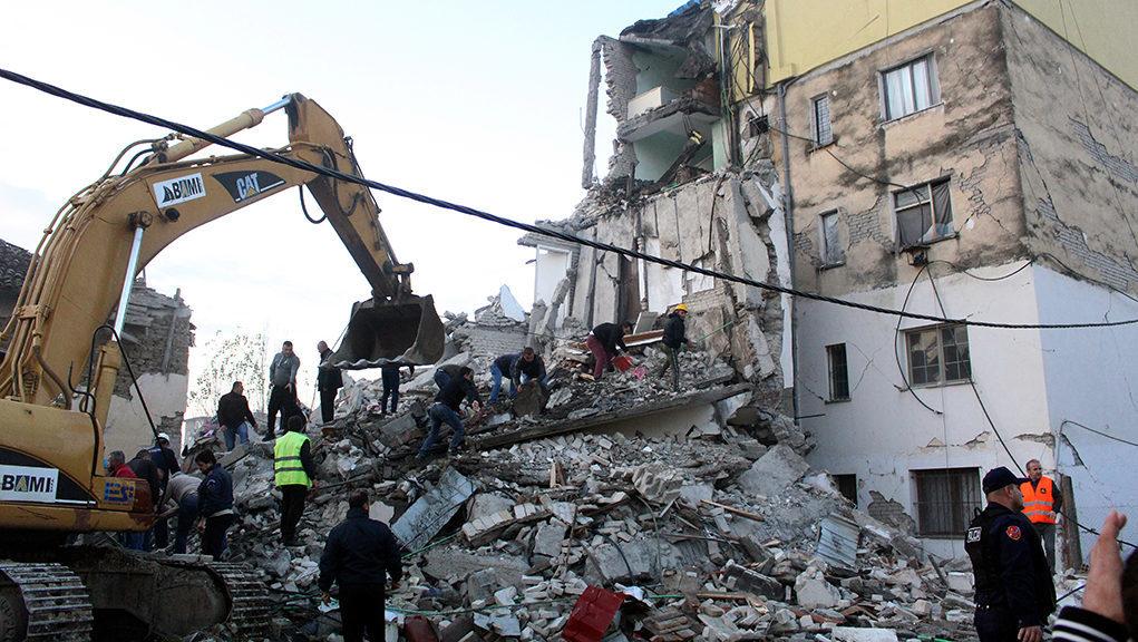 Συλλογή βοήθειας για τους συνανθρώπους μας στην  Αλβανία